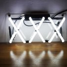 """Handmade 'XXX' Game Room Beautiful Banner Art Light Neon Sign 12""""x6"""""""