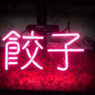 "New Neon Sign Dumplings In Chinese Restaurant Shop Businese Neon Light Sign 12""x6"""