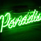 "Handmade 'Paradise' Wedding Beautiful Banner Art Light Neon Sign 14""x6"""