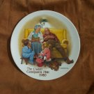 Bedtime Story Collector Plate Joseph Csatari Certificate