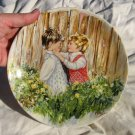 Be My Friend Collector Plate Mary Vickers No Certificate