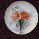 AIYO Poppy Plate Decorative 6 inch Floral