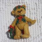 Gift Bearer Ornament 2001 Porcelain Hallmark Keepsake