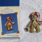 2003 Hallmark Keepsake Ornament Gift Bearer Bear
