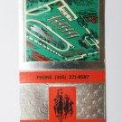Heardsdale Horse Farm & Training Miami Florida 30 Strike Vintage Matchbook Cover