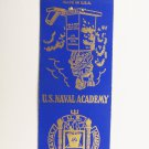 U.S. Naval Academy  Maryland 20 Strike US Military Matchbook Cover MD Matchcover
