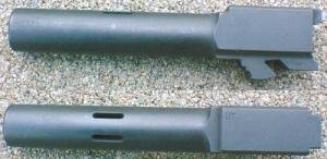 Glock Barrel Compensated M/17C  part number LWGLO-1747