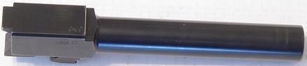 Glock Barrel M/26 9mm  Part Number LWGLO-6012