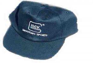 Glock Hat Low Crown Cap Blk Part Number LWGLO-AP60201