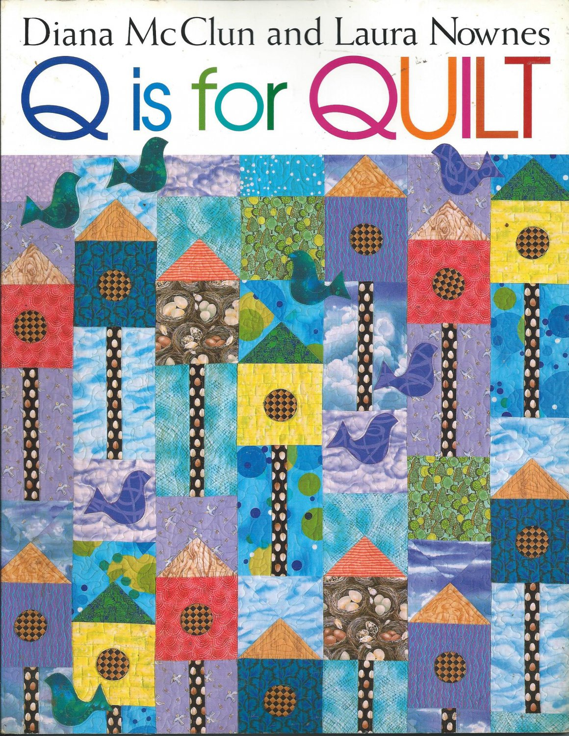 Q Is For Quilt Q is for Quilt by Dian...