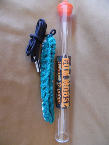 Gun Bore Cleaner 12 gauge Tactical Trap Skeet Home Defense