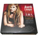Avril Lavigne The Collection China Only Special Edition 5 CDs Genuine CD 2013   ISBN:9787884814664