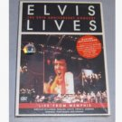 """Elvis Presley The 25th Anniversary Concert  """"Live"""" from Memphis Genuine DVD ISBN:9787885865474"""