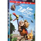 Disney DVD Movie:UP  (Chinese-English Edition)  ISBN:9787799120997