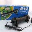Sterilizer UV Lamp Light Clarifier Aquarium Pond Tank Fish Tank  220-240V 18W
