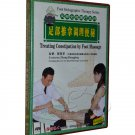 Treating Constipation by Foot Massage  (DVD)