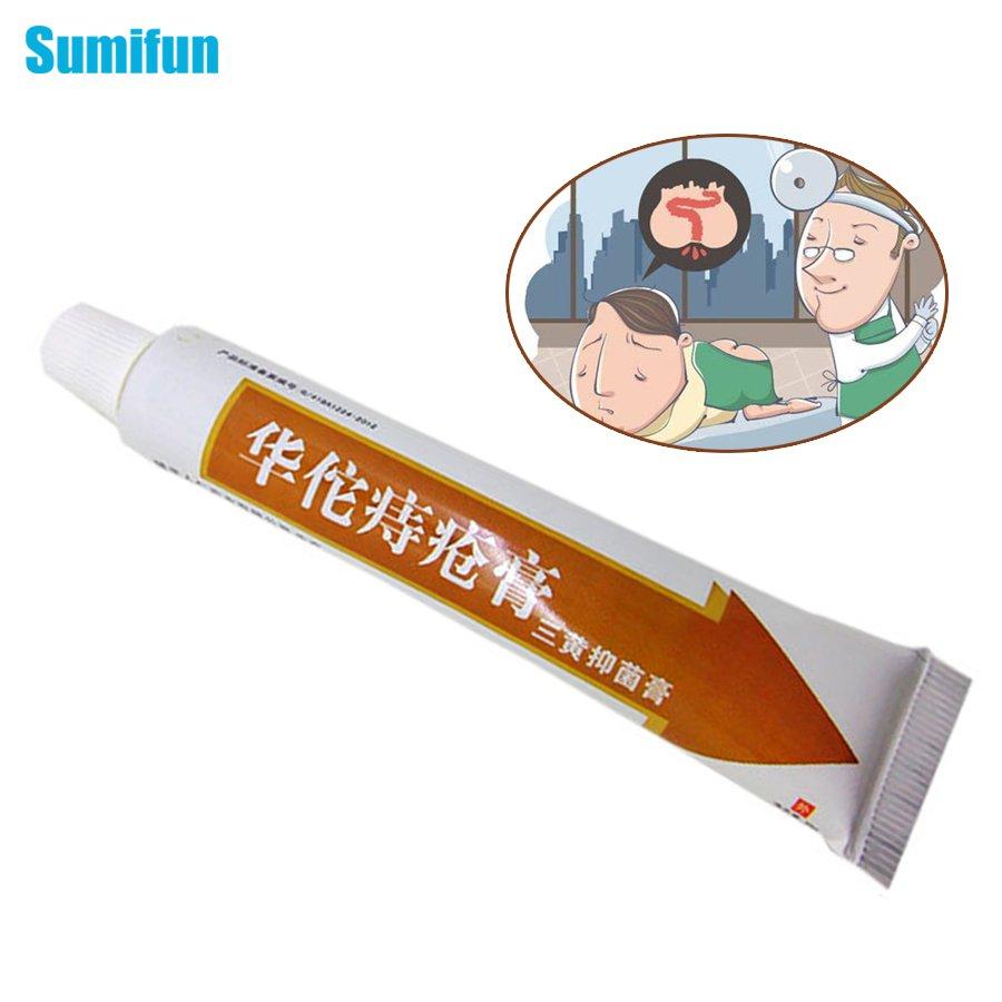 China Huatuo Hemorrhoids Ointment Musk Anus Prolapse Hemorrhoids Anal Fissure Bowel Bleeding Cream