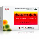 Shen Ling Bai Zhu Wan-For Indigestion and loose stool,excessive dampness due to deficiency in spleen