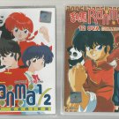 DVD Ranma 1/2 Collection Chapter 1-161 End+ 12 OVA ( English Dubbed ) (2 boxset)