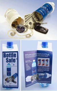 Water Bottle Safe