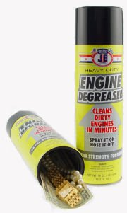 Can Safe Engine Degreaser