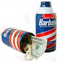 Can Safe - Barbasol