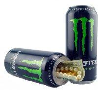 Can Safe Monster Drink