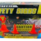 Inflatable Safety Signs (3 piece set)