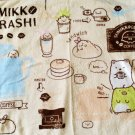 Brand New Authentic 60x80cm Sumikko Gurashi 2015 Lucky Dip Prize Towel Blanket B
