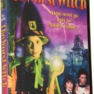 THE WORST WITCH (THE MOVIE) DVD (1986) -  Diana Rigg - Tim Curry