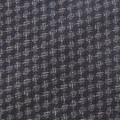 PETER PAUL OVALS WOVEN BLACK BEIGE SILK MEN NECK TIE Men Designer Tie EUC