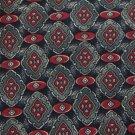ARNOLD PALMER GOLF PLAID GREEN RED BLUE Neck Tie Men Designer Tie EUC