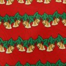 #1A New KEITH DANIELS CHRISTMAS BELLS RED GREEN TIE NECKTIE
