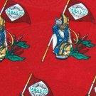 #1A New TABASCO LOGO GOLF RED BLUE GREEN WHITE TIE Necktie !