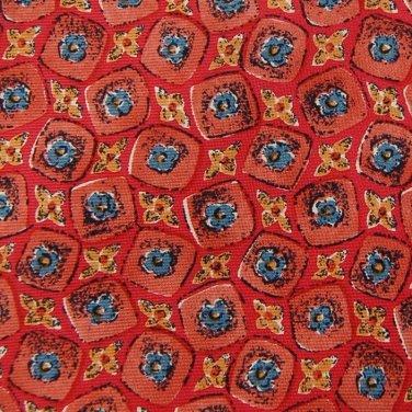 BRIEFING RED PEACH BLUE YELLOW SILK MEN NECK TIE Men Designer Tie EUC