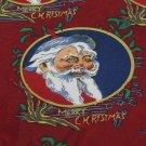 NWT JINGLE BELLS Christmas Santa Holiday MISTLETOE RED Neck Tie Men Designer