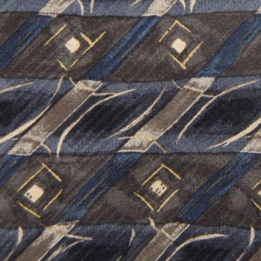 CLASS CLUB DarkBlue OLIVE STRIPE Boys SILK TIE NECK TIE Men Designer Tie EUC