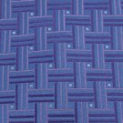 NWT VAN HEUSEN ZIG ZAG WOVEN PURPLE BLUE SkyBlue Neck Tie Men Designer Tie EUC