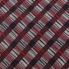 New JOSEPH & FEISS BLACK KHAKI PAISLEY WOVEN NECK TIE Men Designer Tie