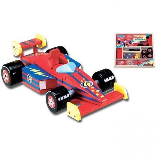 Mighty Builders Race Car by Melissa & Doug