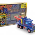 Melissa and Doug 4091 Mighty Builders Tow Truck