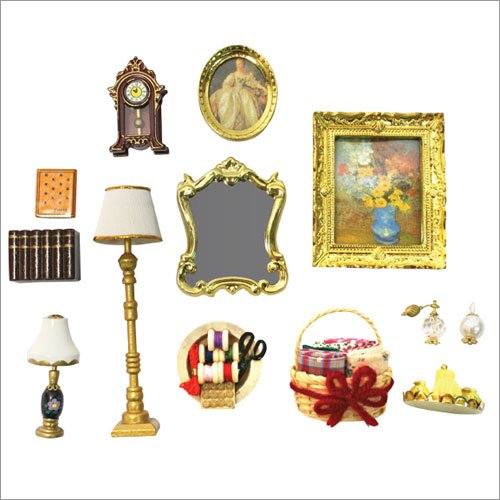 Melissa and Doug  - Dollhouse Bedroom Accessories