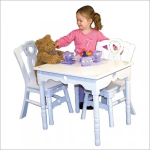 Melissa and Doug - Table & Chairs Set