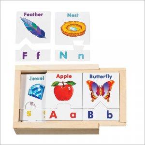 Melissa and Doug - Alphabet Puzzle Cards