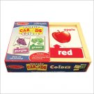 Melissa and Doug - Colors Puzzle Cards