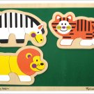 Melissa and Doug - Zoo Animals Shaped Puzzle