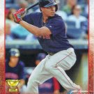 Xander Bogaerts 2015 Topps #327 Boston Red Sox Baseball Card