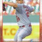 Trevor Rosenthal 2015 Topps #286 St. Louis Cardinals Baseball Card
