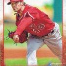 C.J. Wilson 2015 Topps #326 Los Angeles Angels Baseball Card