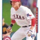 Jim Adduci 2014 Topps Rookie #52 Texas Rangers Baseball Card